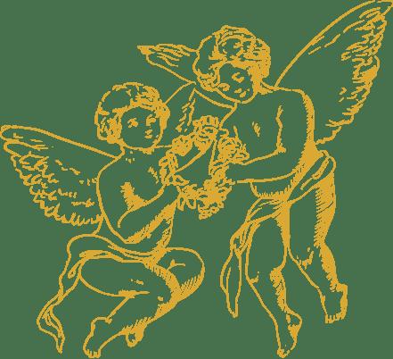 Les anges de noël